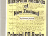Historical Records of New Zealand Vol. 1 & 2