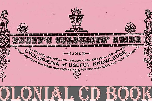 Brett's Colonist Guide & Cyclopedia of Useful Knowledge