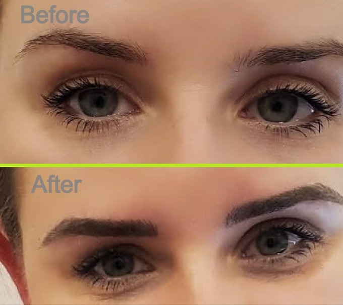 Microblading Applied!
