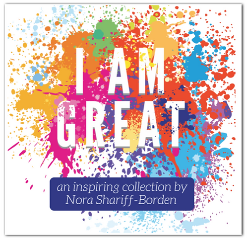 I AM GREAT! Children's Book