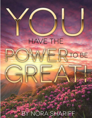 You Have The Power To Be Great!