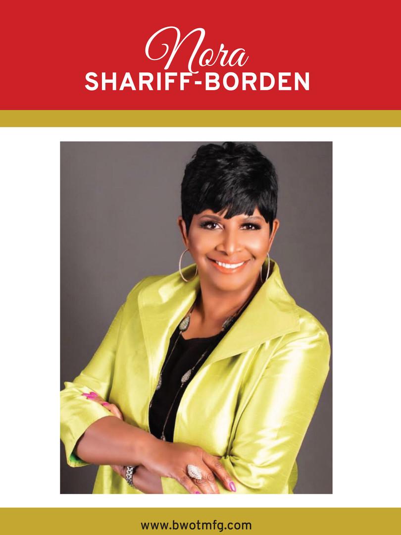 Nora Shariff
