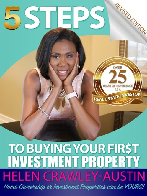 5 Steps to Buying Your 1st Investment Property
