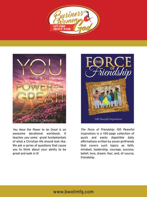 Books by Nora Shariff