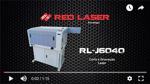 Red Laser Tecnologia - Video máquina CNC Laser