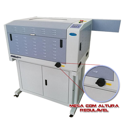 Red Laser Tecnologia - Maquina de corte laser