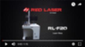 Red Laser Tecnologia - Video máquina CNC Laser fibra