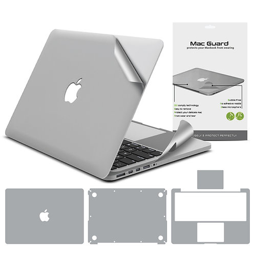 "Full Body Skin for Macbook Pro 13"" with Retina display"