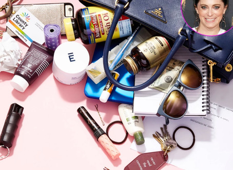 Rachel Bloom: What's in My Bag?