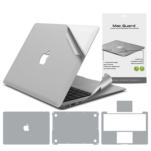 Full Body Macbook Skin for Macbook Air 11'' A1465 A1370
