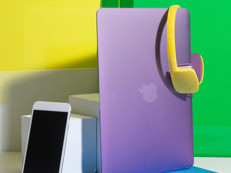 Why Everyone Needs A Neon Party MacBook Case