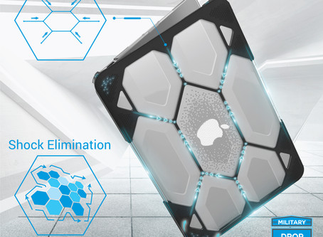 What Makes The Hex Design Effective Against Damage