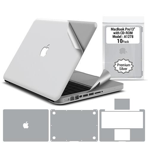 Premium full body skin for Macbook Pro 13'' 2008-2011 (10 packages per box)