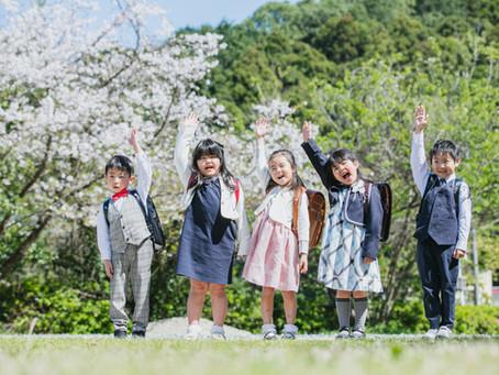 🌸春の限定特別プラン!祝・卒園卒業お友達撮影🌸