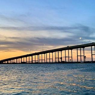 Sunset and JFK bridge.jpg