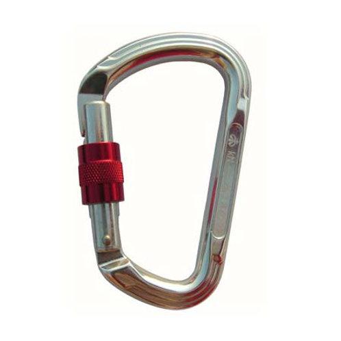 Карабин алюминиевый (Keylock) Вертикаль