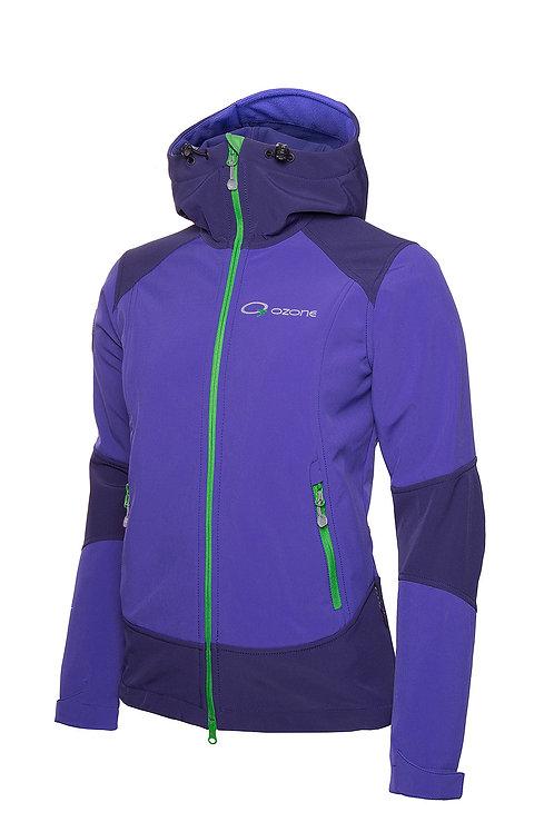 Женская Куртка Selin O-Tech Soft Shell Ozone