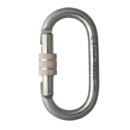 «Стальной Овал» с муфтой keylock