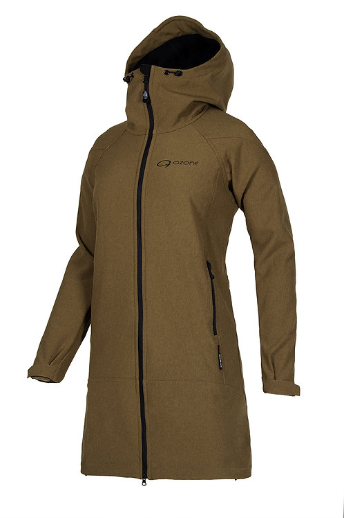 Женский Плащ Vigor O-Tech Soft Shell Ozone