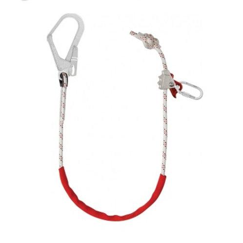Строп веревочный одинарный с регулятором длины ползункового типа «В12у»