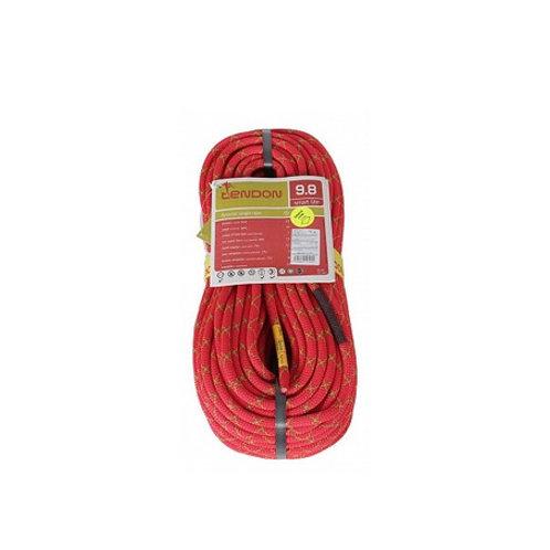 Веревка 9,8 мм TENDON Smart Lite динам