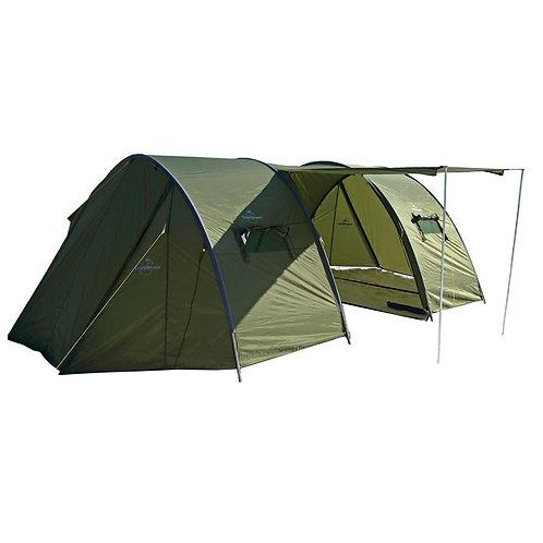 Палатка СЕЛИГЕР 4 (2-х угл) Снаряжение