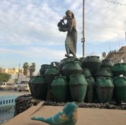 Baghdad Kahraman square Karrada