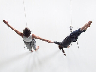 Vertical Dance |at WiredLiverpool