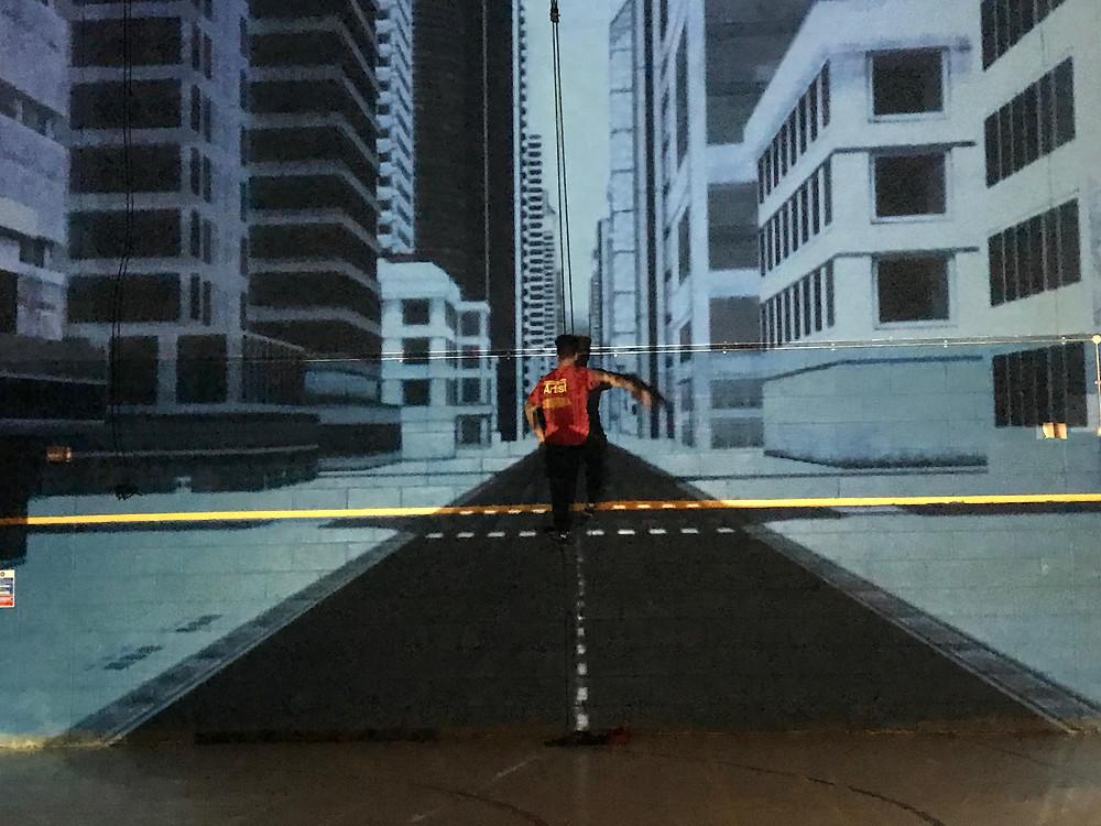Full Tilt Aerial Theatre - Substratum R&D