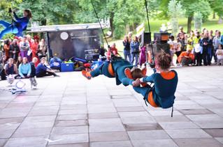 Flow |Aerial Dance Project