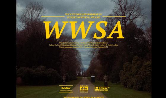 Wentworth Woodhouse Screenwriting Award