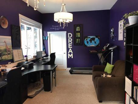 Overhaul your desk or office for a fresh start!
