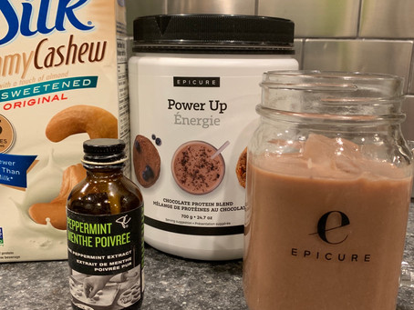 GFRR Dessert - Chocolate Milk