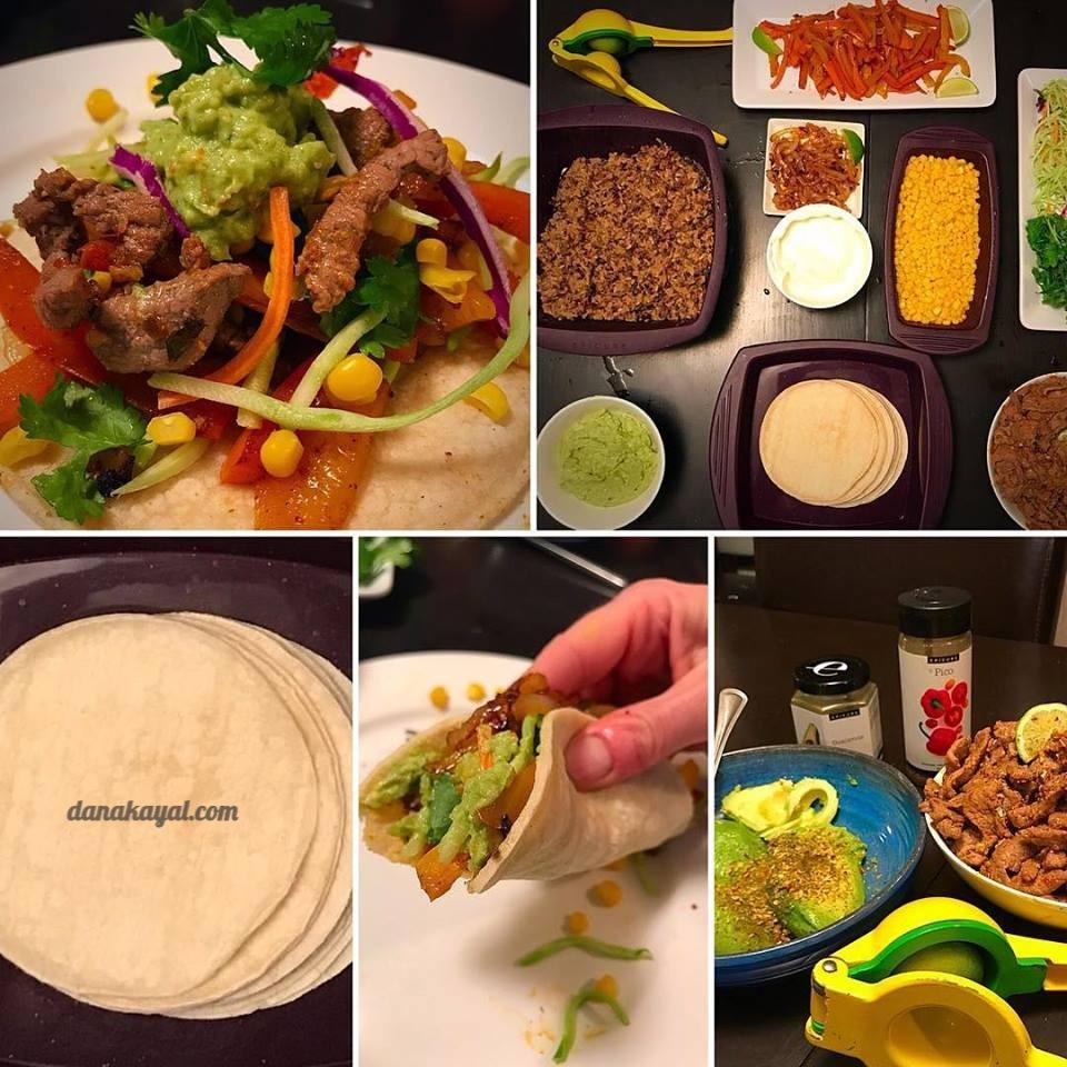 Epicure Steamer, Steamer ideas, Steamer, Steamer Fajitas, Steamer Tortilla, Corn Tortilla cooking methods, Epicure guacamole, Epicure Pico,