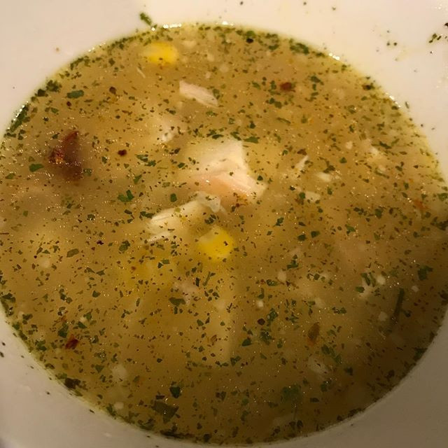 10 Minute Steamer Soup
