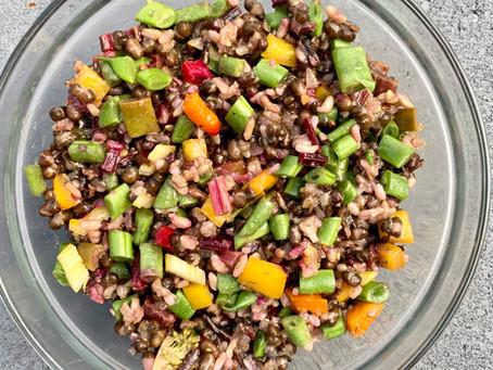 7 Grain Salad gets a Makeover!