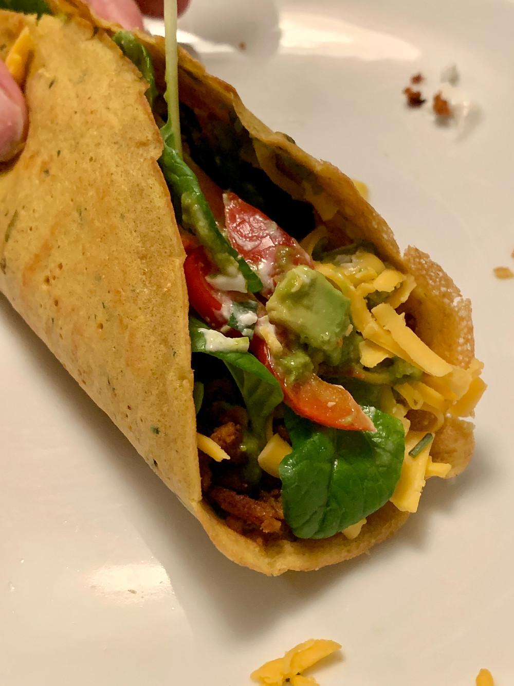 Epicure Easy Peasy Taco, Epicure cornbread mix
