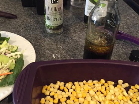 Big Assed PMS Salad