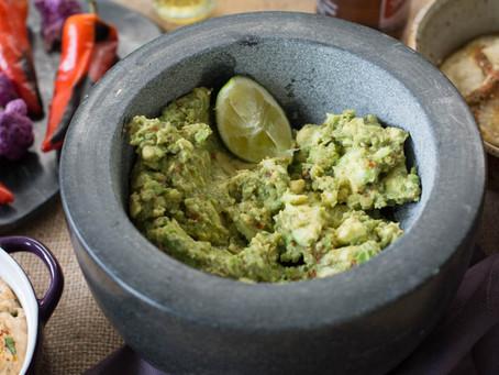 Frozen Guacamole AND Guacamole Crema