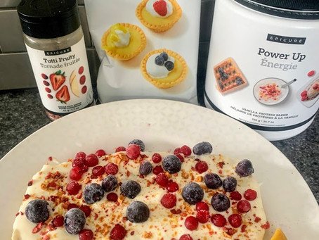 Epicure's Power Up Protein - A dozen+ fav recipes