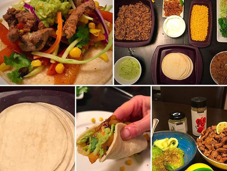 Steak Taco's on a Budget!