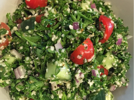 Best 'Tabouli' EVER - Gluten Free
