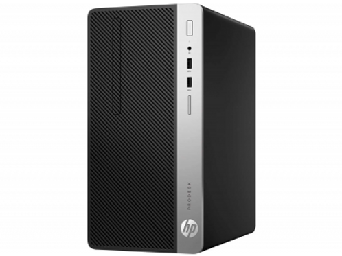 HP PRODESK 400 G6 MICROTOWER PC I7-8700/4GB/1TB/DOS