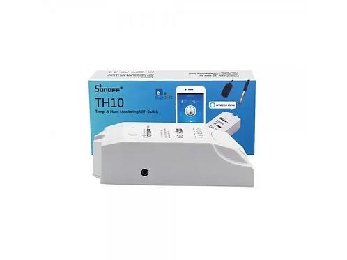 SONOFF TH10 TEMPERATURE جهاز رصد درجة الحرارة-الرطوبة