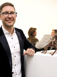 Matthew Campbell Laurenza - Perrotin Editions