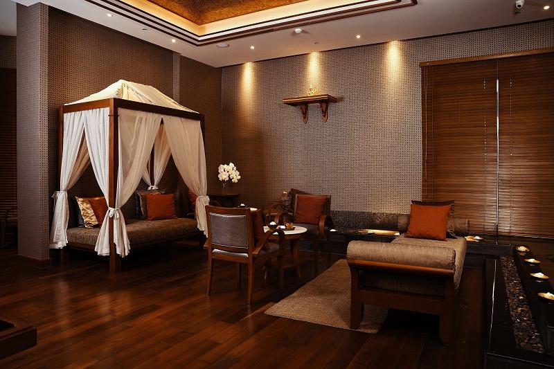 RarinJinda Wellness Spa relaxation lounge