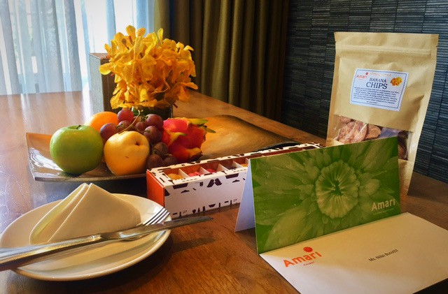 The Personal Touch at Amari Phuket Ocean Wing