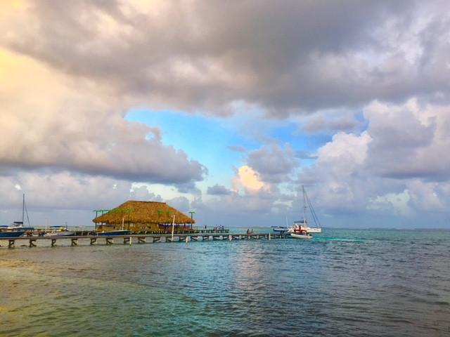 Palapa Bar & Grill, San Pedro, Belize