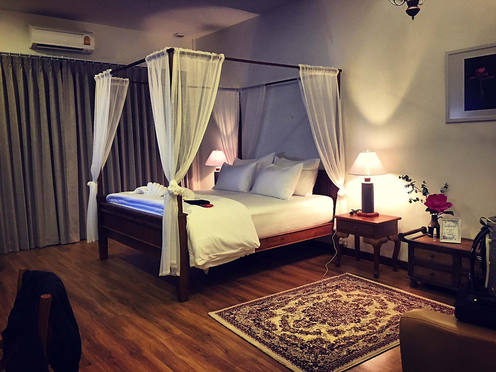 Very affordable luxury Executive Room at The Tippanet hotel