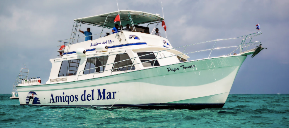 Amigos Del Mar - diving and tours, Belize